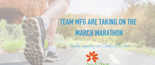 March Marathon MFG UK