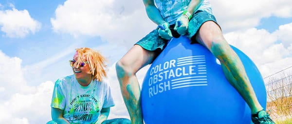 Color Obstacle Rush Newbury